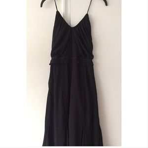 Club Monaco black NWT Colette dress 0